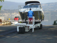 China air suspension large tanker container/ship transport modular truck trailer