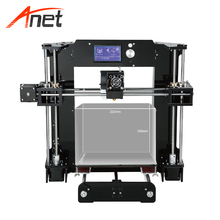 New arrival rapid prototyping portable prusa i3 aluminum anet a8 3d printer for sale
