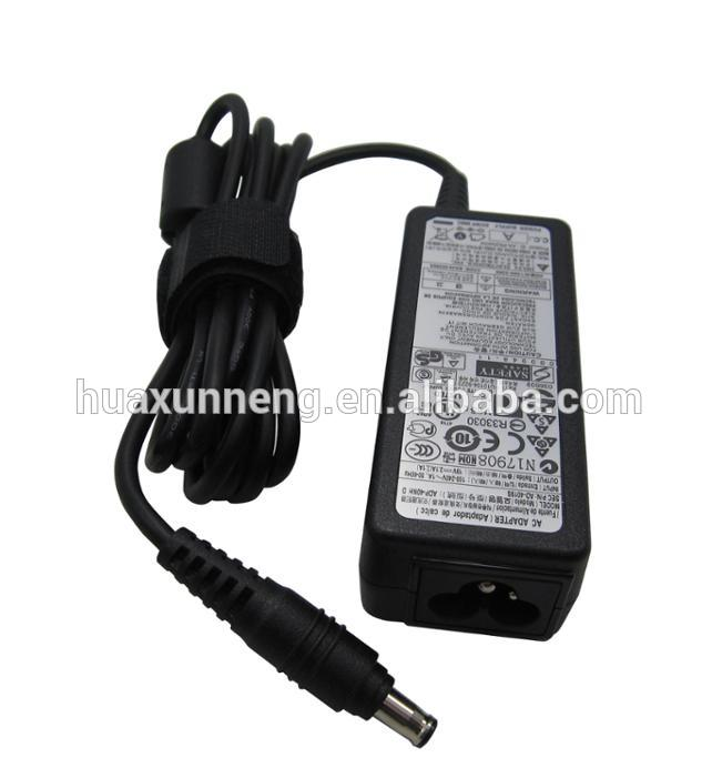 EU AU UK US battery charger with CE ROHS UL FCC KCC GS for delta laptop adapter 12v 6a 72w 5.5*2.5mm laptop charger