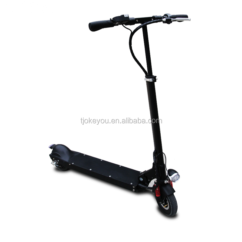 Self balancing 2 wheels powered mini folding electric scooter unicycle
