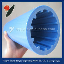 High-tech Product/obvious advantages in performance/of industrial Uhmwpe Belt Conveyor Guider Roller