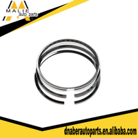 small Diesel engine piston ring for DAIHATSU piston ring 3 cylinder