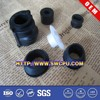 Custom made oil fuel tolerant nbr rubber protective sleeve