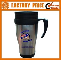 Eco-friendly Cheap Coffee Plastic Travel Mug