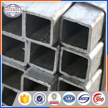 40x40 galvanized ms square steel pipe weight chart