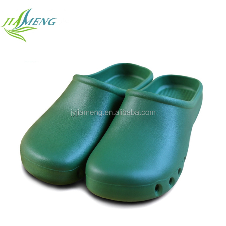 2016 Anti static autoclavable medical clogs