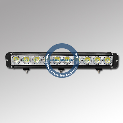 Led light bar A1 100W (17 Inch) offroad light bar 9-60v 7500lm flood spot combo