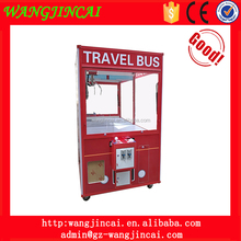 coin operated huge toys house doll machines travel bus gift catcher prize arcade game machines