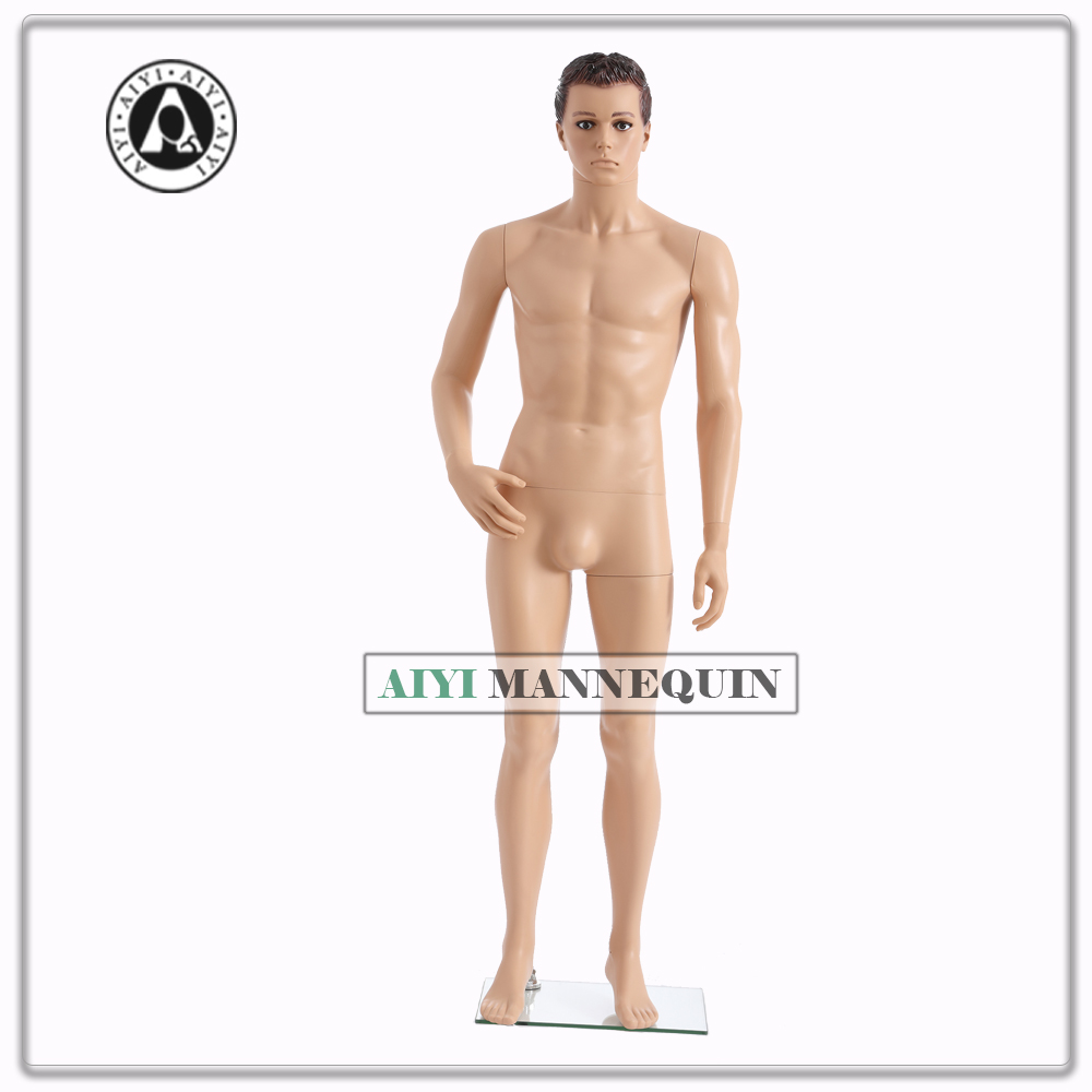 Used Male Display Mannequin Plastic Body For Sex