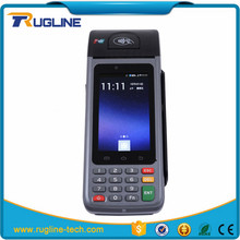 4 inch touch screen android handheld parking with SAM