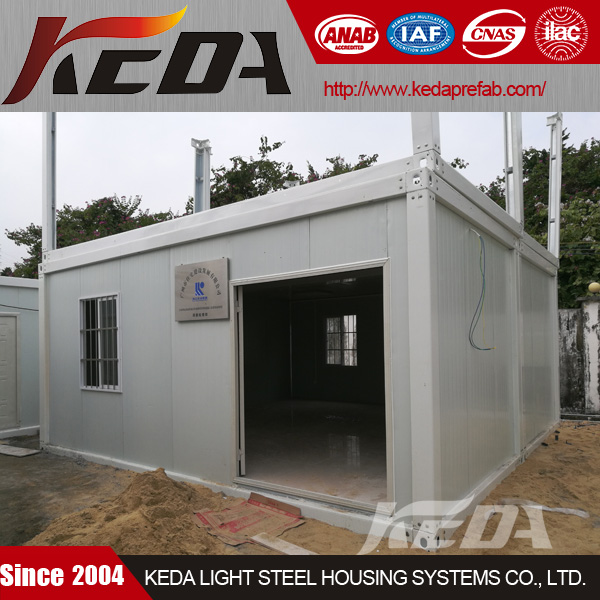 3m*6m*2.8m Knocked-down Dismounting Container Home Cheap Container House