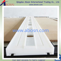 China Hot UHMWPE HDPE Chain Guides