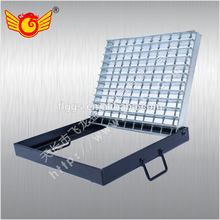 factory hot sales zinc coated drainage channel galvanized steel grating of CE Standard