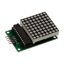 MAX7219 Dot Led Matrix Module with cable
