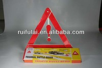 Cost-effective Auto Red Warning Triangle