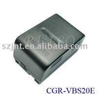 Camcorder battery pack for Panasonic VBS20E,VBS212
