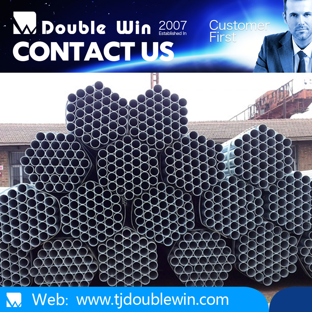 types of mild steel pipe for galvanized carbon steel pipe as greenhouse steel structure