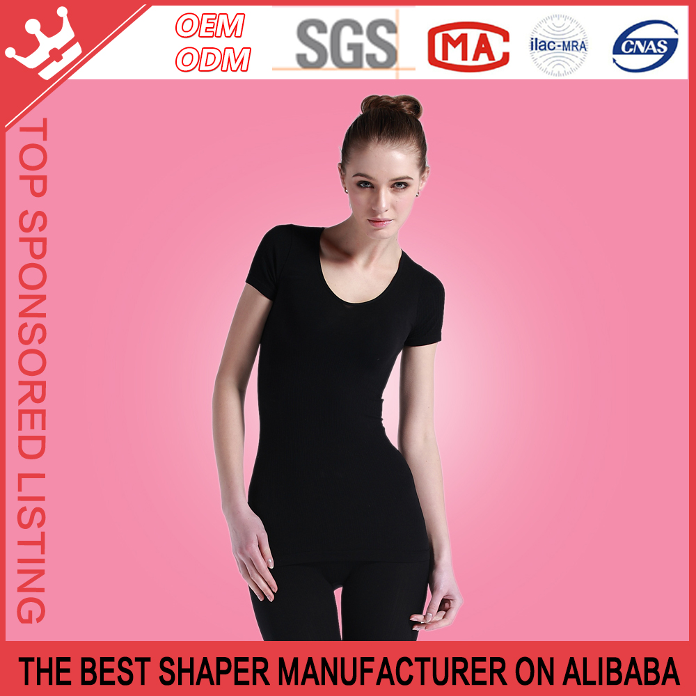 [Compression Bodysuit] Volume up Breast Waist Shaping Slimming Shapewear Tanktop Sexy Body
