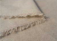 Pure Natural 100% Linen Fabric for wholesale