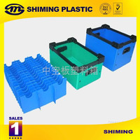 PP Corrugated Plastic Box PP Hollow Plastic Box PP Packing Box