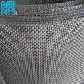 AISI Sea Salt Filtration Wire Diameter 0.8mm Hole 1.3mm 316L Stainless Steel Woven Wire Mesh