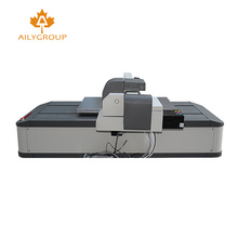 China aily large format flatbed vinyl plotter printing machine with cheap price