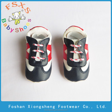 FSXS factory baby shoes cool imitation leather children kids infant practice nice toddler