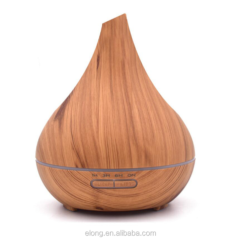2019 New Design Aroma Air Diffuser, Electronic Difuser, Aroma Essential Oil Diffuser In Wood <strong>Grain</strong> With Low Price