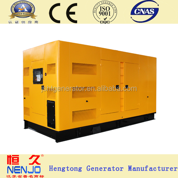 Power land generator power plant NTAA855-G7A 360KW silent diesel generator price( 18KW~1500KW)