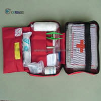 Home Emergency first aid kit with CE ISO FDA