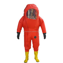 Chloroprene Rubber Omniseal Heavy Duty Chemical Hazmat Suits
