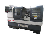 CK6150T motorcycle wheel repair CNC lathes Machine tool