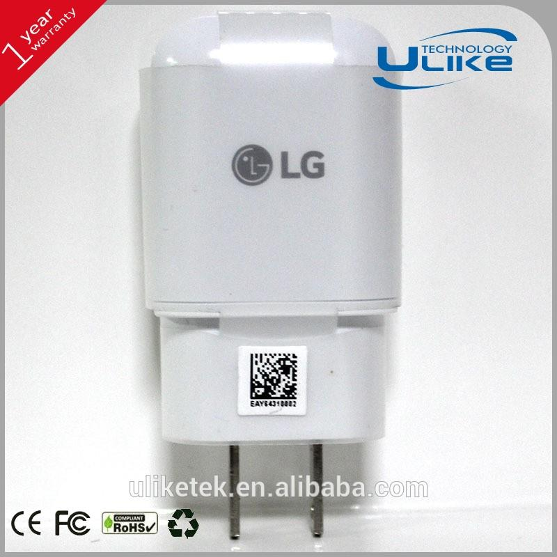 For LG 3A typeC charger universal camcorder battery charger,hottest selling adapter
