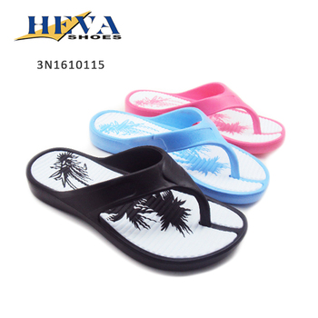Summer lady beach leisure swimming lightweight women sandals Flip Flop