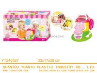 New series set of mini ice cream maker home toy