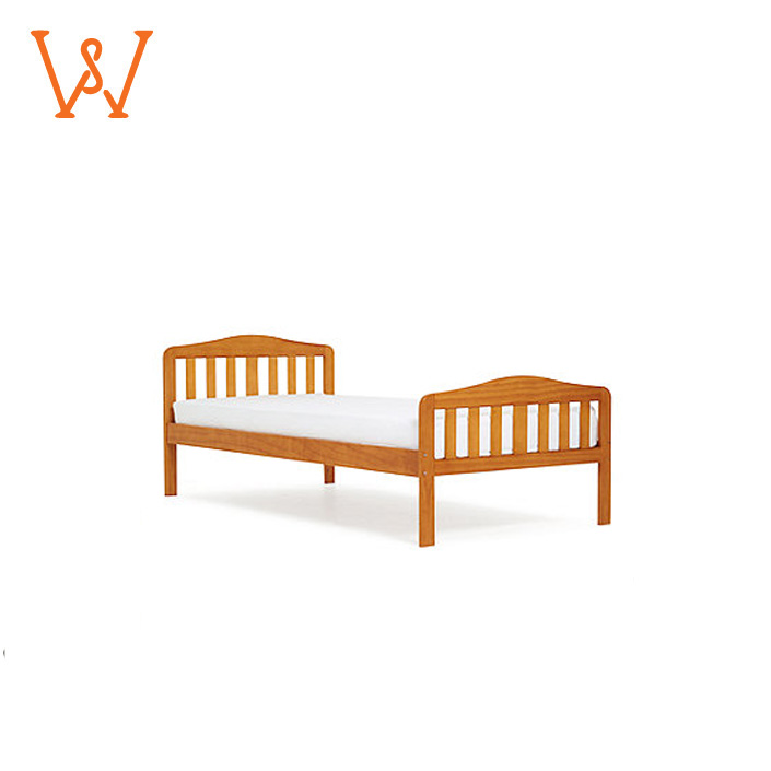2017 New Design Alibaba High Quality Wooden Kids Bed