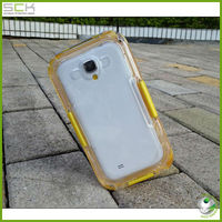 waterproof cell phone case for samsung galaxy S4, for samsung galaxy s4 waterproof phone case