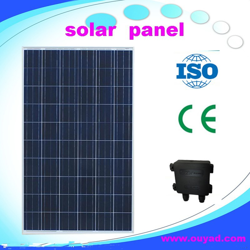 50KW Ground mount 250w solar panels,solar kits,solar panel installation