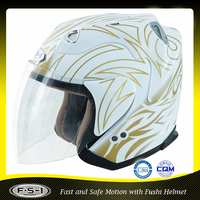 DOT approved open face shoei motorcycle helmet China
