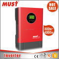 MUST Wholesale price cheap 2KVA 3KVA 4KVA 5KVA DC24V 48V AC 220V transformerless power inverter