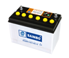 12V 95D31R 80Ah Car Battery Maintenance Free Car Battery