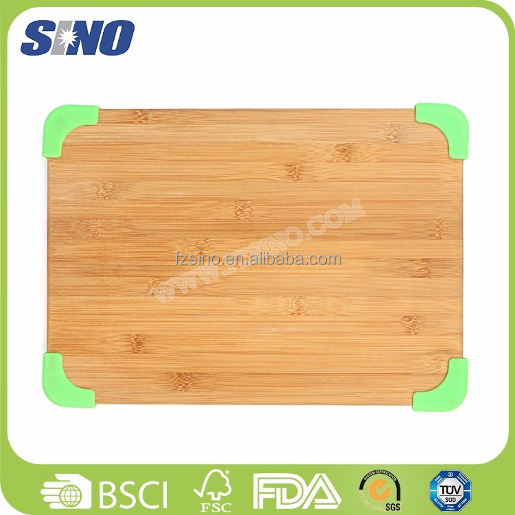 Healthy All Size The Whole Thick Bamboo Chop Block