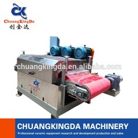 3 shaft trimming knife cutting machines ,tile edge grooving machine