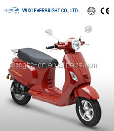 2017 hot selling classical elctric motorcycle lovely electric bike scooter for lady /man