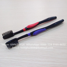 OEM Royal Bamboo Charcoal Toothbrush Head Wholesale Disposable Hotel Travel Jordan Toothbrush from China Manufacturer