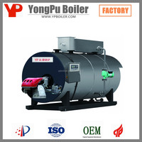 CWNS0.7 Induction Heating Boiler Boiler Manufacturer Double Boiler