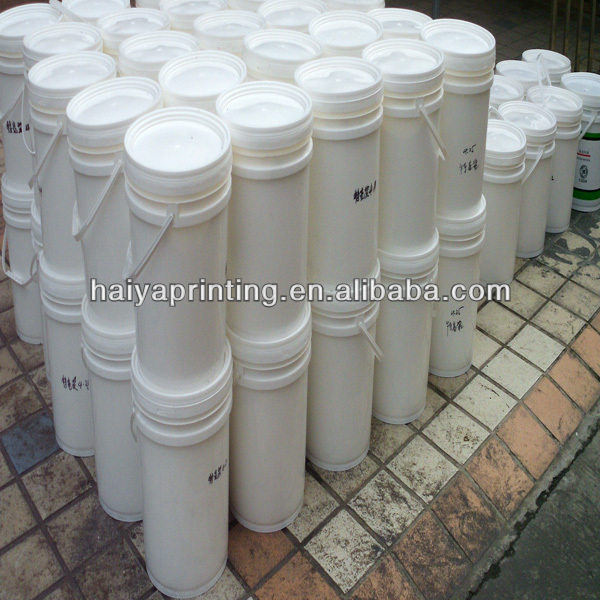 textile white pu paste/ink for clothes