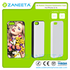 Hight Quality Rubber Finished 2D Sublimation Phone Case For iPhone 5/5s | Blank Cover Rubber Finished For iPhone 5/5s