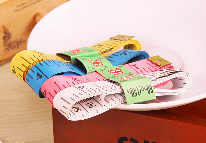 Wholesale Stock New Arrivals Plastic Tape Measure