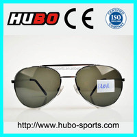 2014 fashionable high quality metal sunglasses mirror glasses
